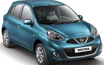 Nissan Micra automatic 1200cc